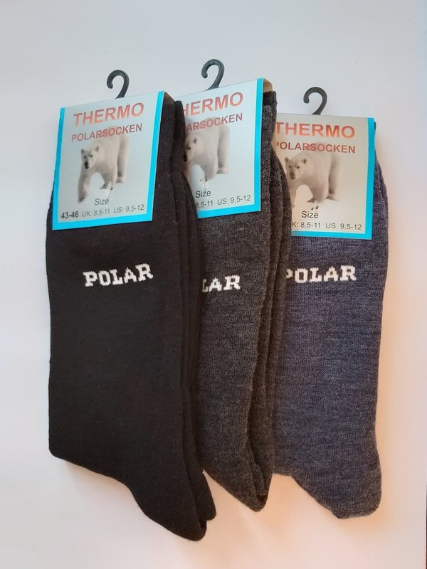 Thermo sokken 3-Pack